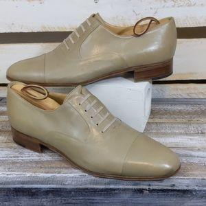 Men's Moreschi vintage leather shoes size 11.5